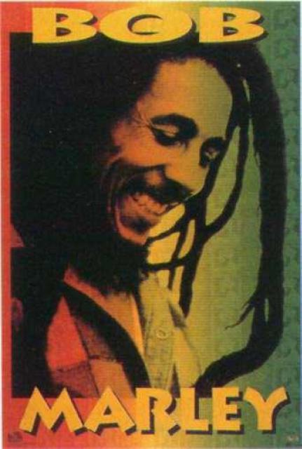Bob Marley Poster 1
